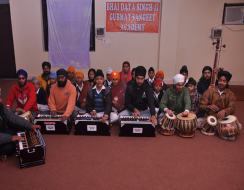 Gurmat Sangeet Academy